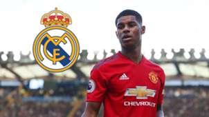 GFX Marcus Rashford Real Madrid