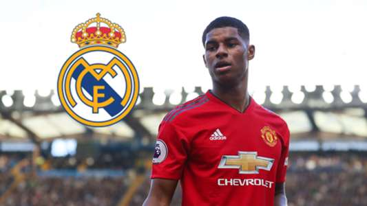 GFX Marcus Rashford Real Madrid