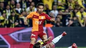 Yuto Nagatomo Fenerbahce Galatasaray 3172018