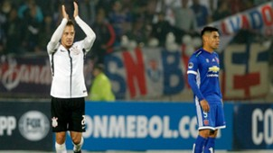 Universidad de Chile - Corinthians 10/05/2017