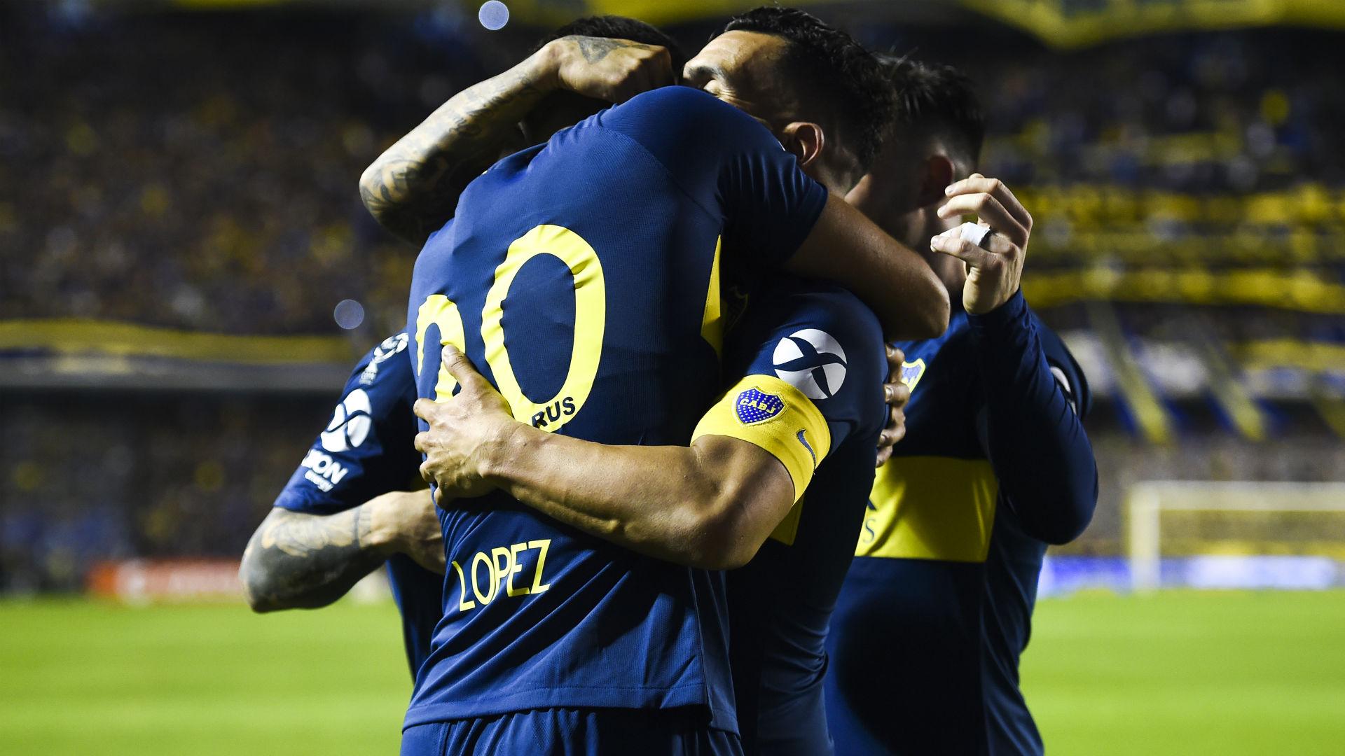 Boca Argentinos Copa Superliga 26052019