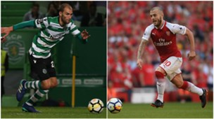 GFX Bas Dost Jack Wilshere