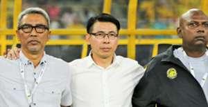 Yusoff Mahadi, Tan Cheng Hoe, Malaysia, Airmarine Cup, 20032019
