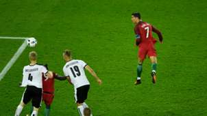 Cristiano Ronaldo, Portugal - Austria, Euro 2016