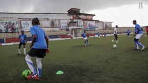 Training at Monrovia 2017