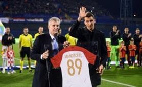 croatia spain - uefa nations league - mario mandzukic - 15112018