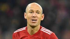 Arjen Robben Bayern Munich 2018-19