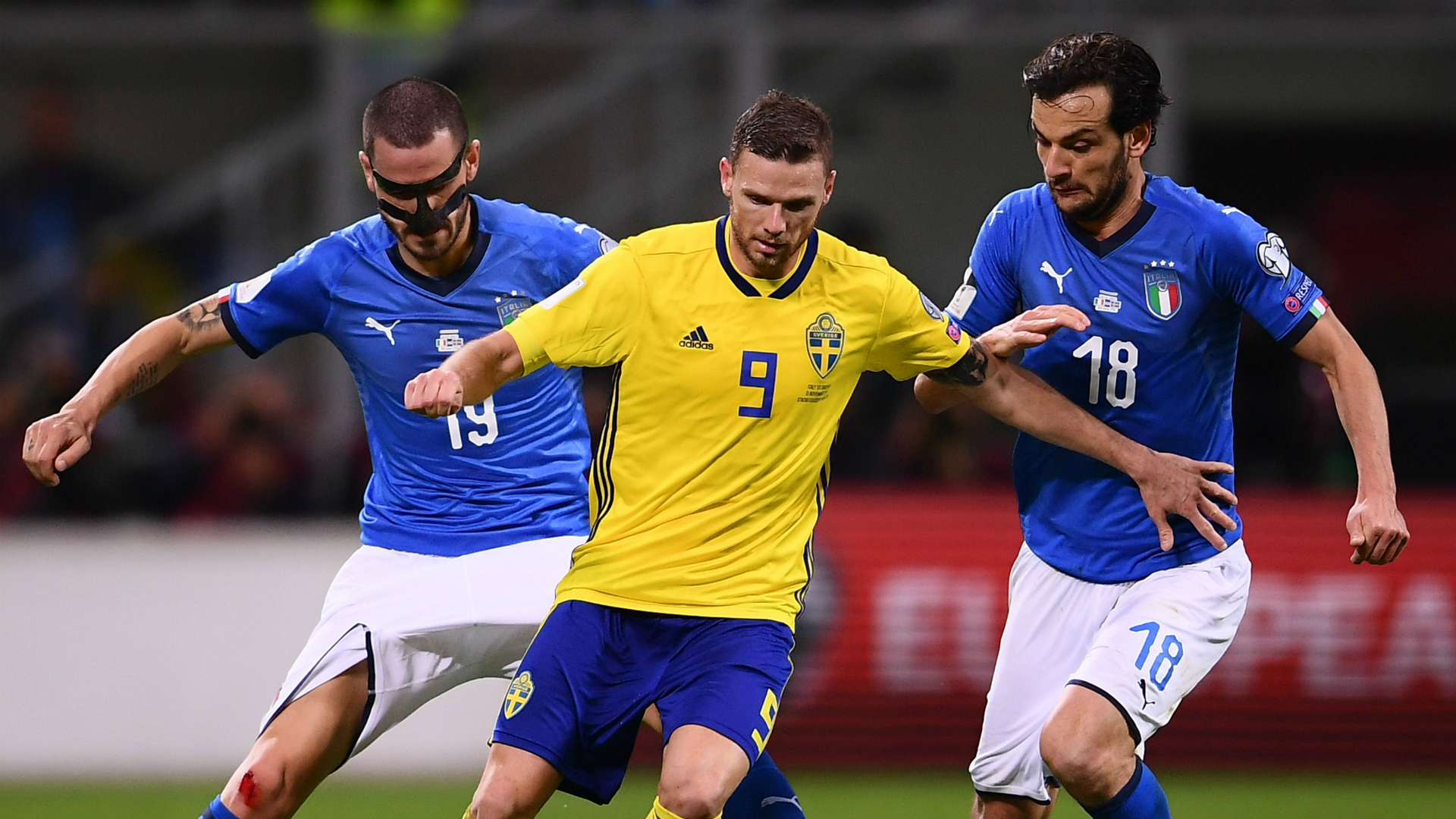 Federation Internationale de Football Association 2018: Sweden beat South Korea 1-0