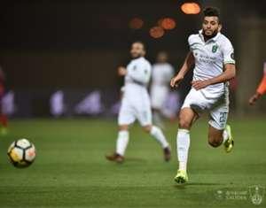 محمد أمين بن عمر - الأهلي