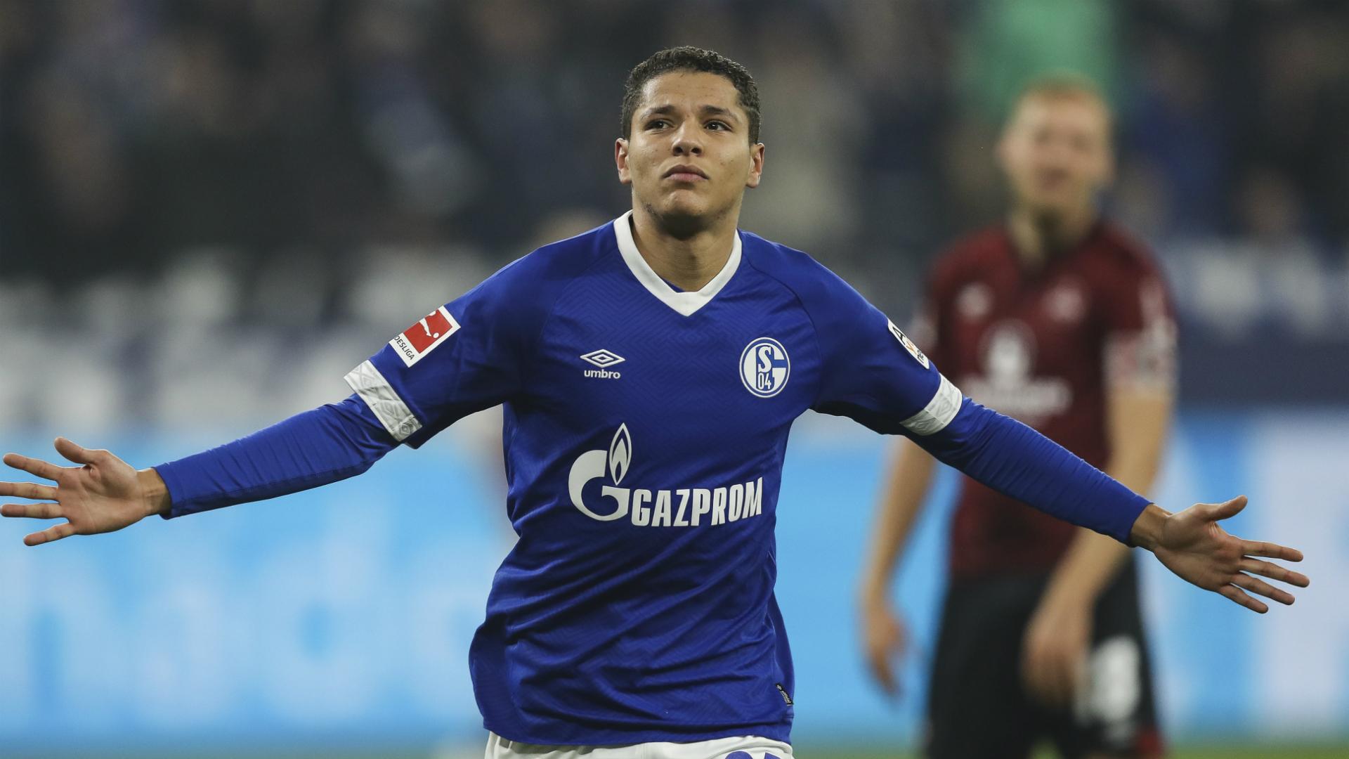 Schalke 04's Harit named Bundesliga Player of the Month