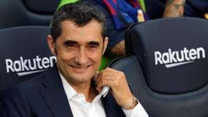 Ernesto Valverde Barcelona Huesca LaLiga 02092018