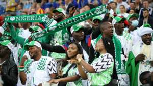 croatia nigeria fans - world cup - 16062018