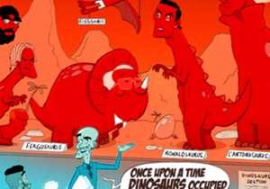 Sementara Manchester City semakin dominan di tangan Pep Guardiola, masa keemasan Manchester United cuma tinggal bayang-bayang sepeninggal Sir Alex Ferguson. Kemenangan derbi 3-1 akhir pekan lalu mengukuhkan supremasi Citizens atas Red Devils di Manches...