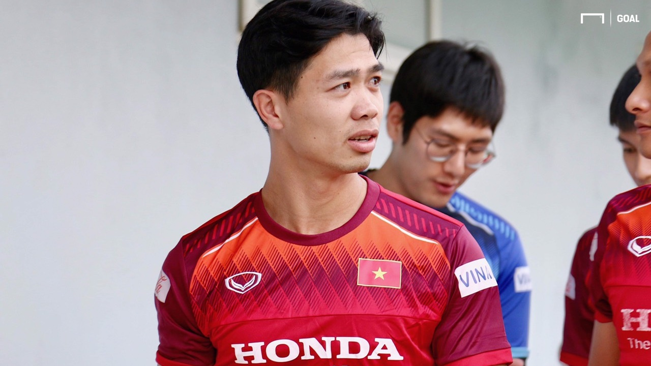 Nguyen Cong Phuong   Vietnamese Training Session   7 October 2019