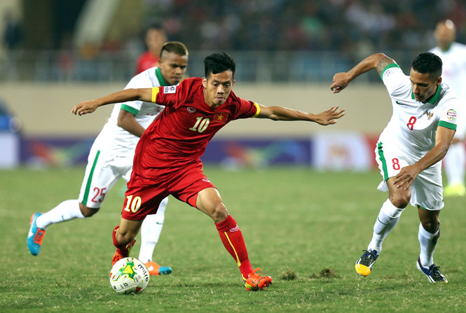 Việt Nam Indonesia AFF Cup 2016
