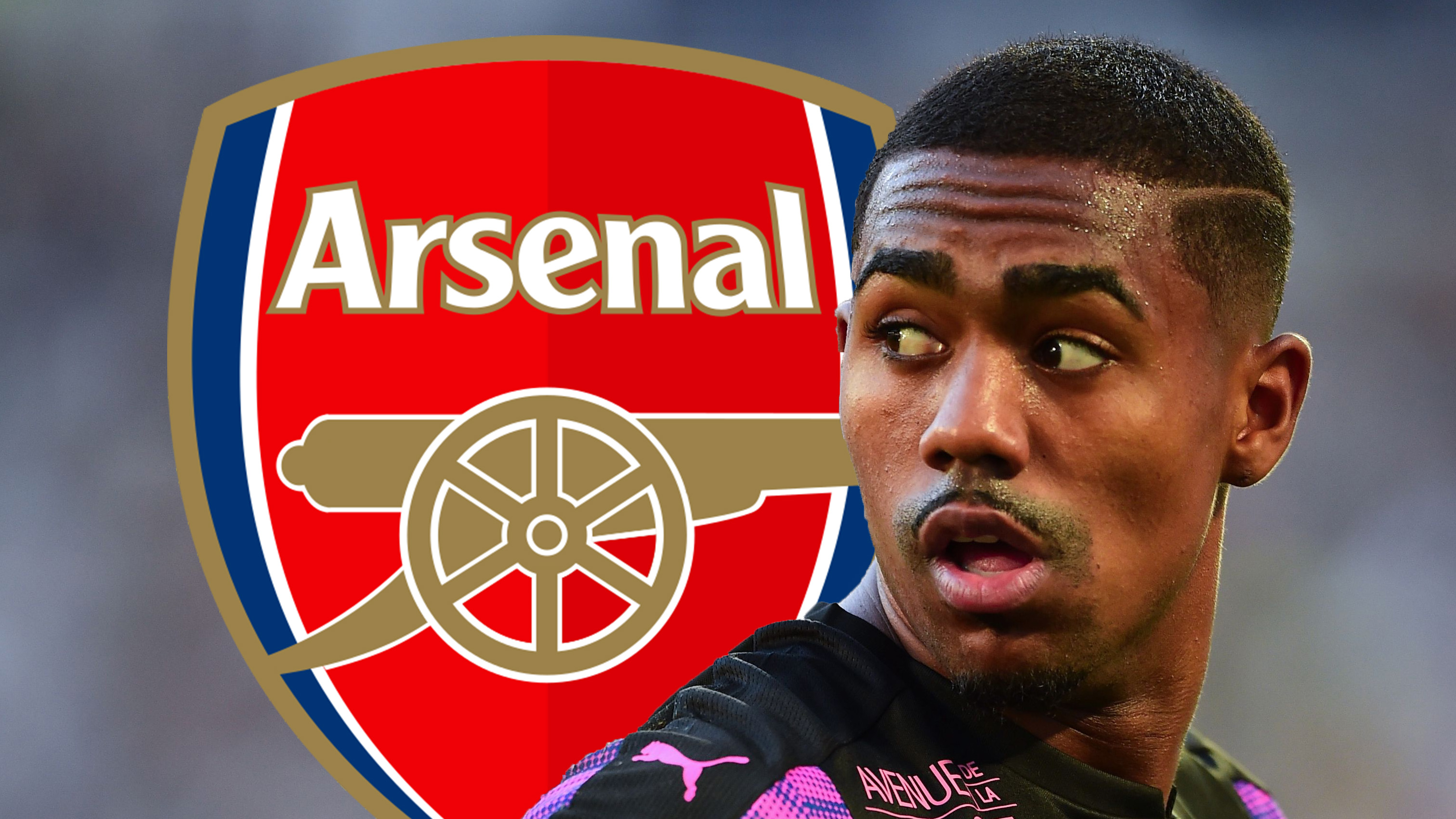 Arsenal step up Malcom chase as Wenger plans for life without Alexis