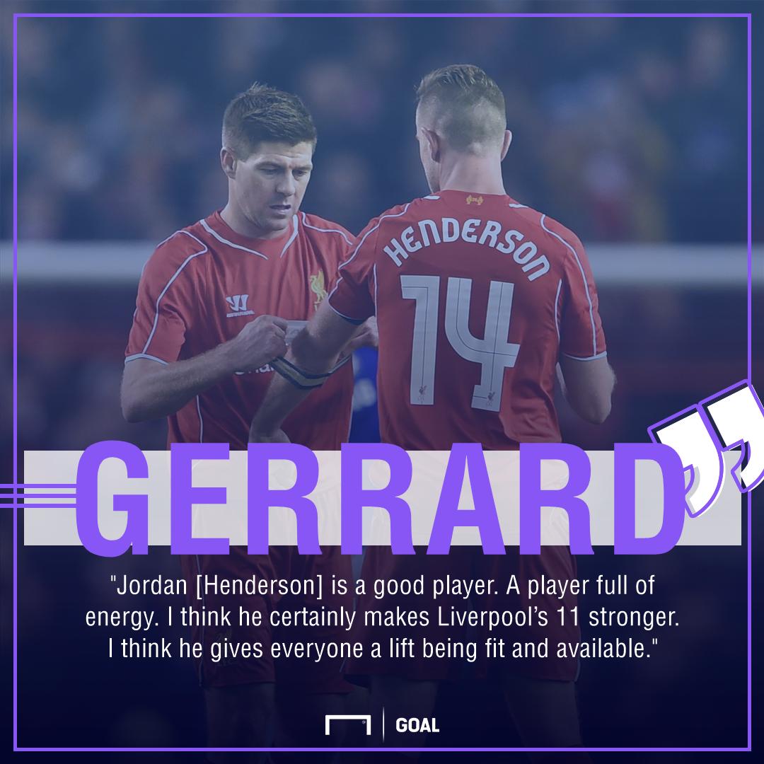 GFX Gerrard Henderson