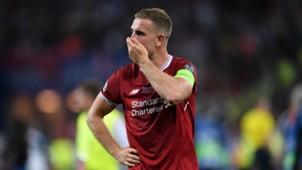 Jordan Henderson Liverpool Champions League