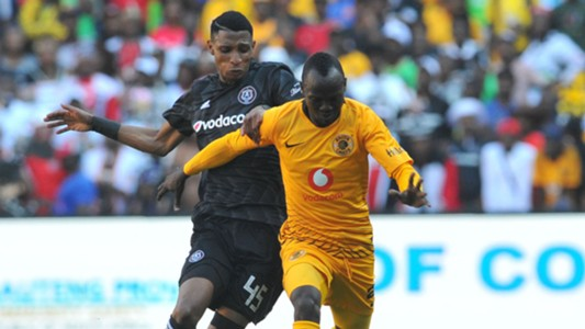 Vincent Pule, Orlando Pirates & Geoffrey Walusimbi, Kaizer Chiefs, October 2018