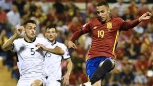 Rodrigo Spain Albania