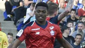 Jonathan Bamba Lille 2018-19
