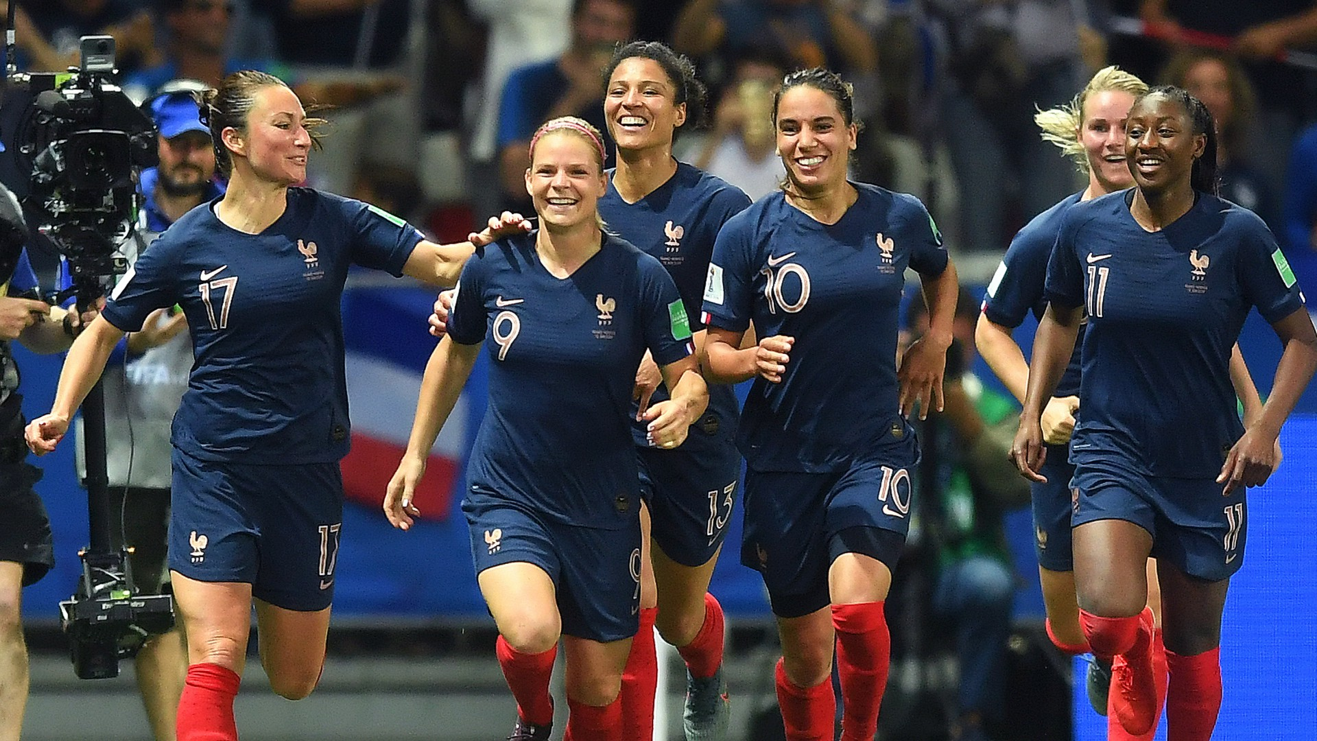 France Norway Women's World Cup