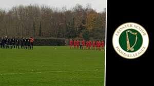 Liffey Wanderers Leinster Football League