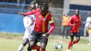Samuel Onyango of Harambee Stars