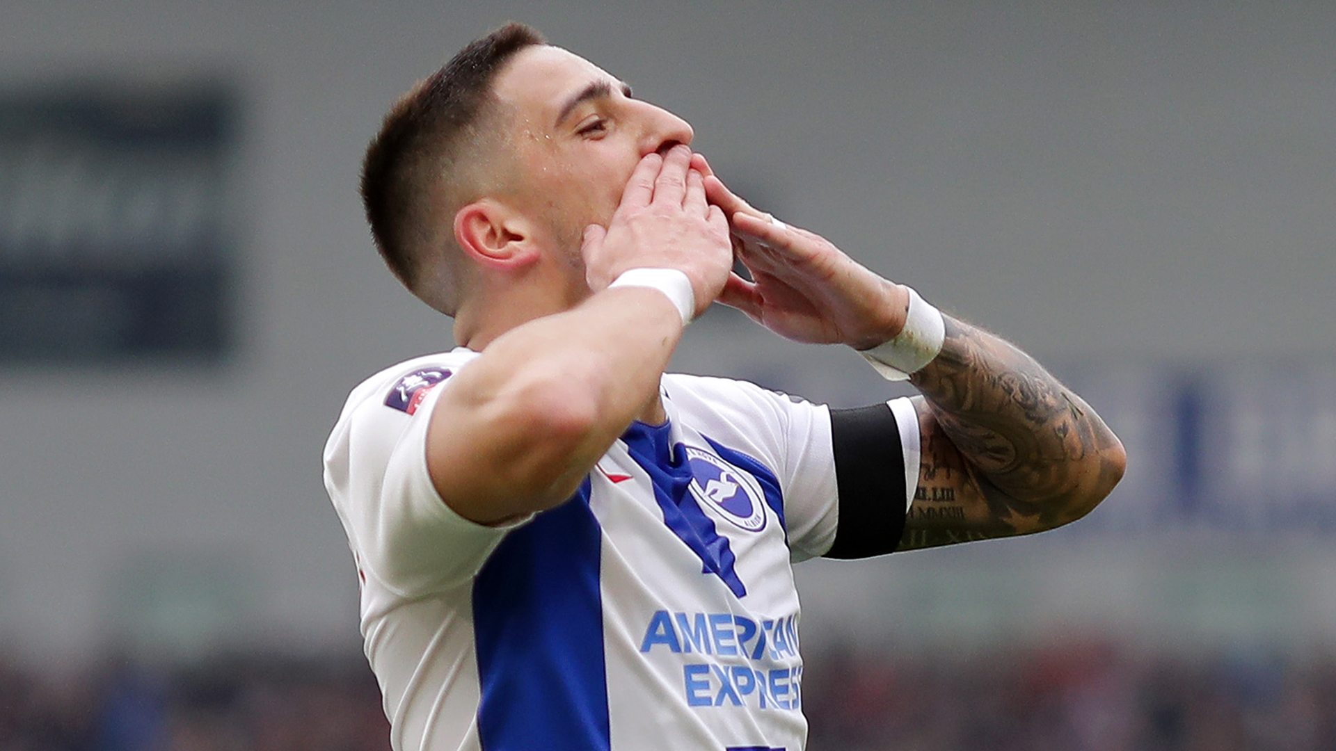 Anthony Knockaert Brighton 2019