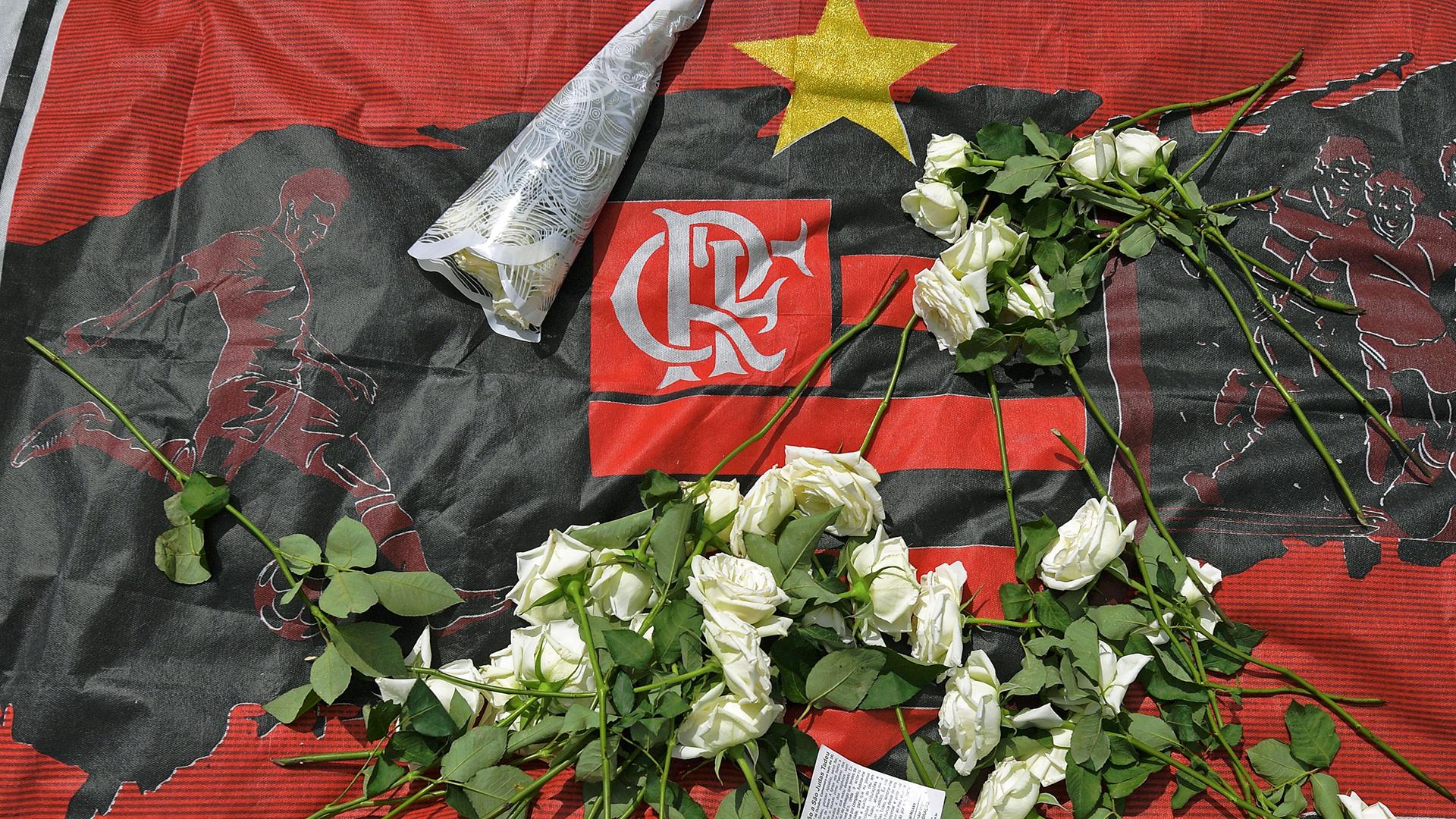 Flamengo fire