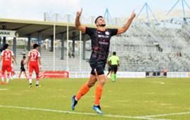 Gilberto Fortunato, Felda United, Malaysia Premier League, 17072018