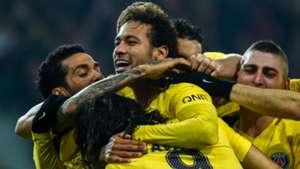 Neymar Lille PSG Ligue 1 03022018