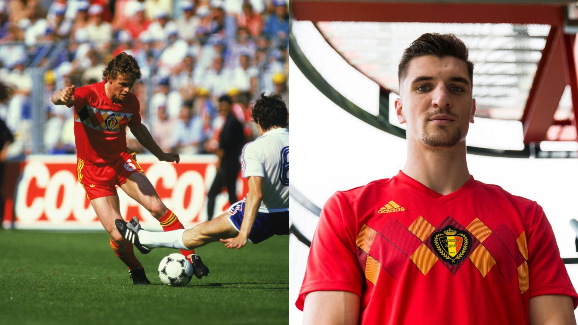 Bélgica 1984-2018