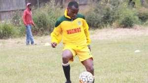 Daniel Mwaura of Mathare United.