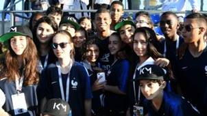Kylian Mbappe Bondy France