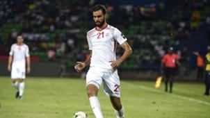 Hamdi Nagguez of Tunisia