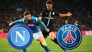 GFX Napoli PSG TV LIVE STREAM