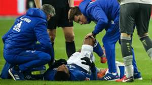 Weston McKennie injury Schalke