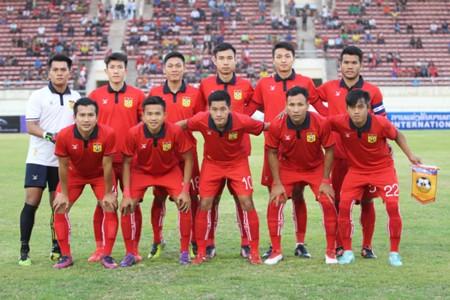 Laos national team