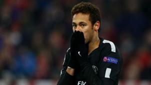 Neymar FC Bayern Munchen Paris Saint Germain Champions League 05122017