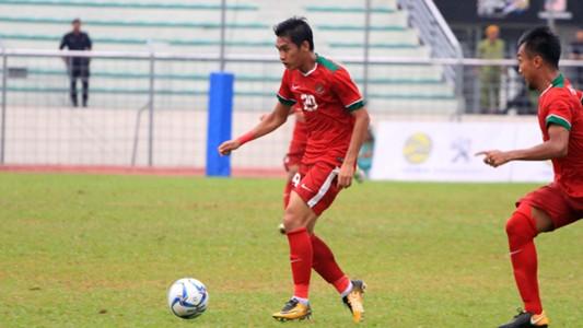 Septian David Maulana - Indonesia U-22 & Myanmar U-22