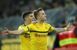 Marco Reus Borussia Dortmund Union Berlin DFB Pokal 31102018