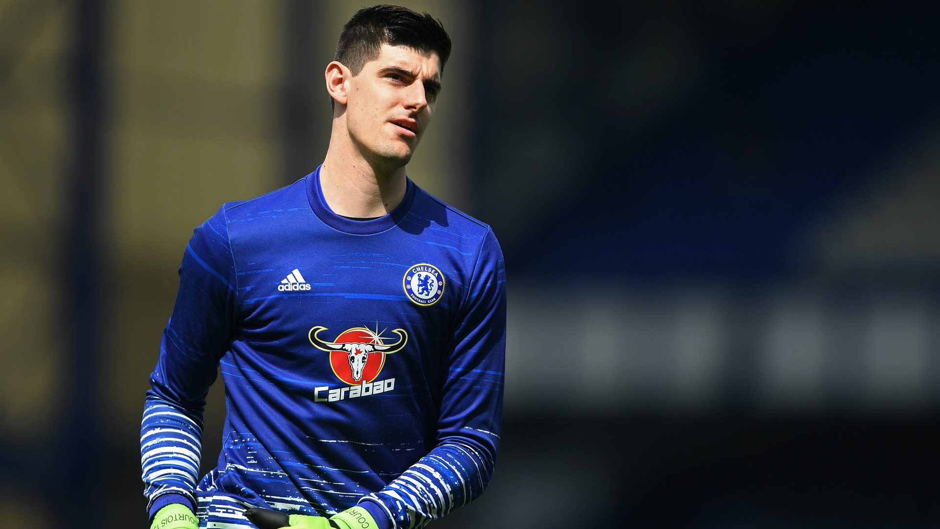 Thibaut Courtois Alvaro Morata Will Score A Lot For Chelsea Goalcom