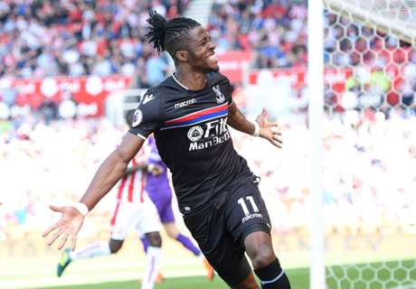 'Winner' Zaha urged to stay at Palace