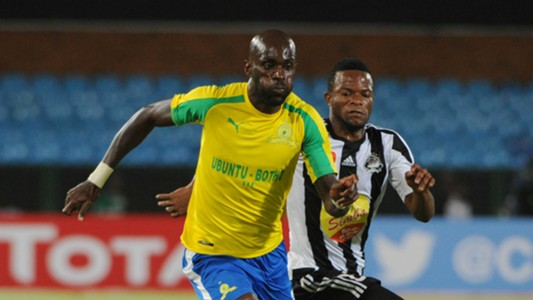 Sundowns, Anthony Laffor & Mazembe, Mechail Elia