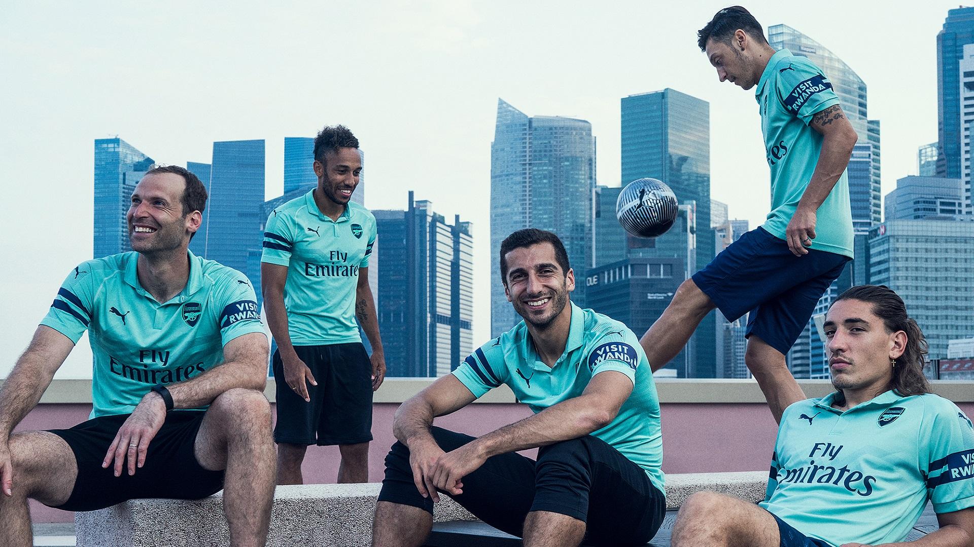 Arsenal 3th Jersey