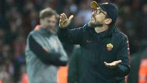 Eusebio Di Francesco Liverpool Roma