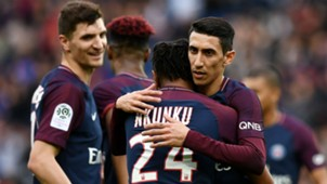 Angel Di Maria PSG Metz Ligue 1 10032018