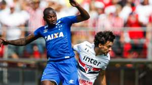 Sassa Rodrigo Caio Sao Paulo Cruzeiro Brasileirao Serie A 13082017