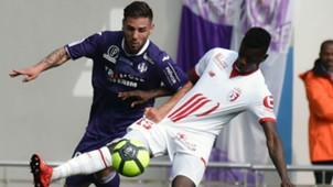 Andy Delort Edgar Ié Toulouse Lille Ligue 1 06052018